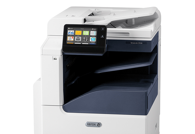 Imprimante couleur multifonctions Xerox® VersaLink® C7020/C7025/C7030